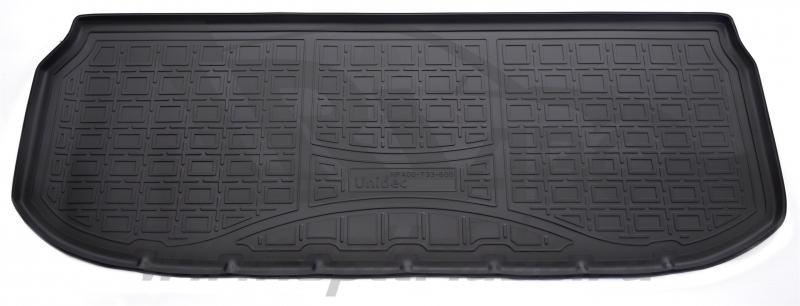 Коврик багажника для Infiniti (Инфинити) JX (2012-) / QX60 (2013-) (разложенный 3 ряд), NPA00T33600