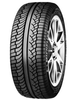 Шина летняя Michelin Latitude Diamaris 255/45R18 99V