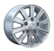 Колесный диск Ls Replica LX27 8.5x20/5x150 D71.6 ET60 серебристый (S)