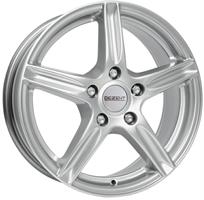 Колесный диск Dezent L 7x17/5x112 D70.1 ET45 серебро (S)
