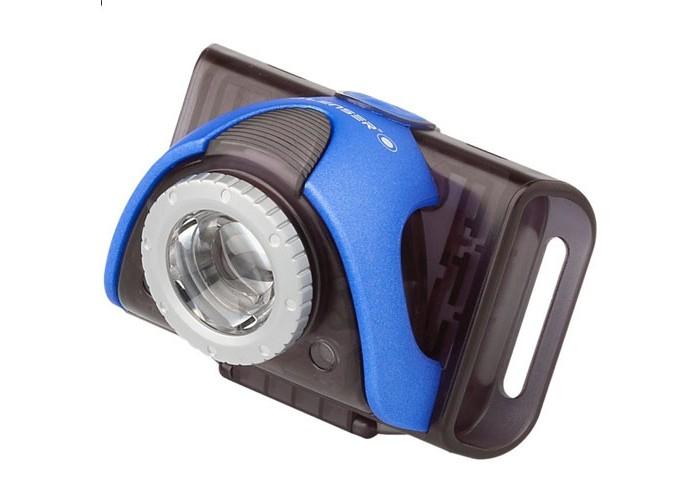 Фонарь LED Lenser SEO B5R синий, 9005RB