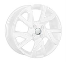 Колесный диск Ls Replica NS124 5.5x15/4x100 D66.6 ET45 белый (W)