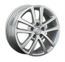 Колесный диск Ls Replica VW23 6.5x16/5x112 D57.1 ET33 серебристый (S)