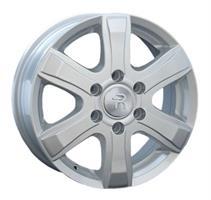 Колесный диск Ls Replica VW74 6.5x16/6x130 D66.6 ET62 серебристый (S)