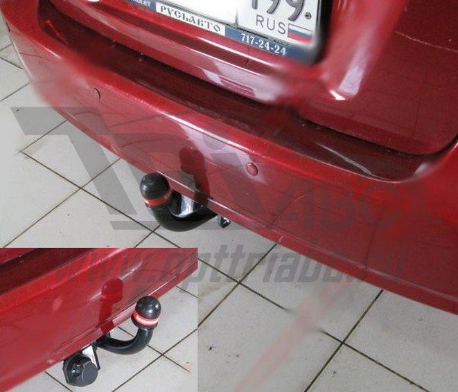 Фаркоп для Chevrolet Lacetti SD (2004-2013)/ Daewoo Gentra SD (2013-)., BOSAL, 5224A