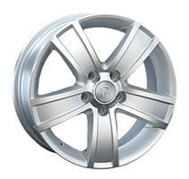 Колесный диск Ls Replica SK17 6x15/5x100 D57.1 ET43 серебристый (S)