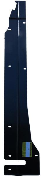Защита топливных трубок MB Vito 2010-2014 V=2,2D (сталь 2 мм), MOTODOR01228