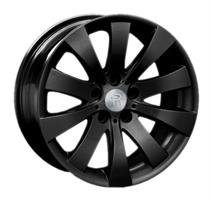 Колесный диск Ls Replica B95 8x18/5x120 D66.6 ET30 черный матовый цвет (MB)