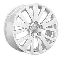 Колесный диск Ls Replica MZ27 7x17/5x114,3 D60.1 ET60 белый (W)