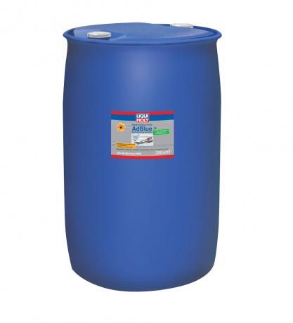 8833 LiquiMoly AdBlue Водный раствор мочевины (AUS 32), 200л