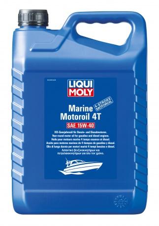 LM  Мин.мот.масло д/лодок Marine Motoroil  4T 15W40   5л (4шт)  1065