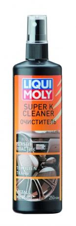 LiquiMoly Super K Cleaner 0.25L очиститель универсальный !\\