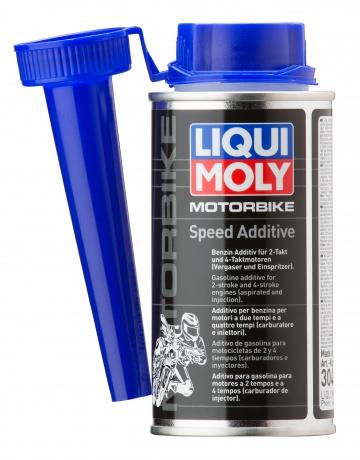 "Ускоряющая присадка ""Формула скорости"" мото ""Motorbike Speed Additive"", 150мл"