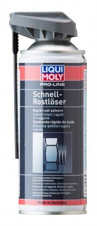 7390 LiquiMoly Раствор.ржавчины Pro-Line Schnell-Rostloser (0,4л)