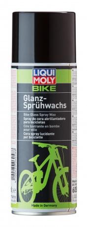 Полироль д/велосипеда Bike Glanz-Spr?hwachs, LiquiMoly (0.4л), 6058