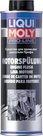 LiquiMoly Pro-Line Motorspulung 0.5L_средство для промывки двигателя Профи!