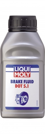 LIQUI MOLY LM Тормозная жидк Brake Fluid DOT 5.1 (0,25л) (24шт)