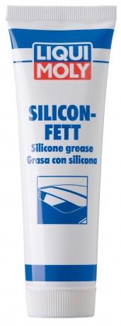 LiquiMoly Silicon-Fett 0.1KG_смазка силиконовая !