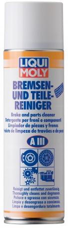 Очиститель тормозов Bremsen- und TeileRein. AIII (0,5л)