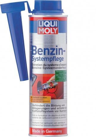 LiquiMoly Benzin-System-Pflege 0.3L_присадка для ухода за бензиновой системой впрыска !\\