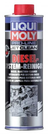 LM  Жид. д/очистки диз.топл.систем JetClean Diesel-Syst.-Rein. (0,5л) (6шт)  5154