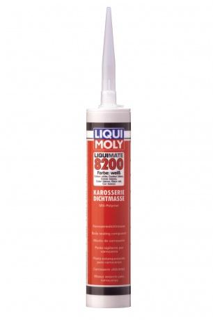 LiquiMoly Liquimate 8200 MS Polymer weiss 0.31L_клей-герметик белый !\\