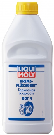 LM  Тормозная жидкость DOT-4   1л (12шт)  8834