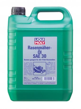 Минеральное моторное масло для газонокосилок. Rasenmaher-Oil 30