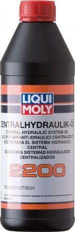 LiquiMoly Zentralhydraulik-Oil 2200 1L_жидкость гидравлическая !п/синт.\\ MB 344.0