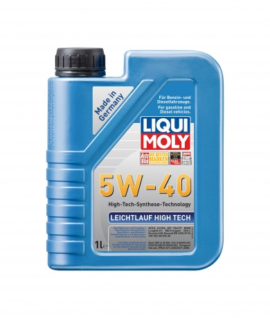 LiquiMoly 5W40 Longtime High Tech (1L)_м