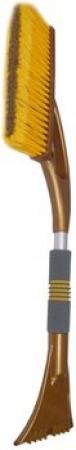 Щетка со скребком  с зубьями для льда, Mechanical Brothers MB-0920