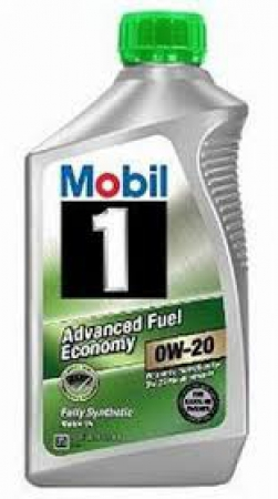 Моторное масло Mobil Advanced Fuel Economy, 0W-20, 1л