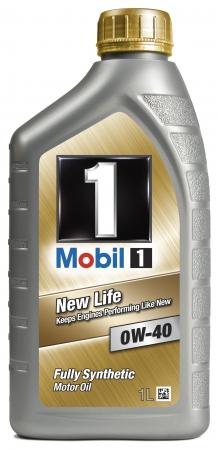 Моторное масло Mobil 1, 0W-40, 1л, 152080