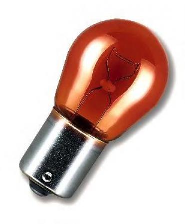 Лампа ULTRA LIFE, 12 В, 21 Вт, PY21W, BAU15s, OSRAM, 7507ULT