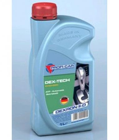 PROF Dex-Tech Dexron IID (1 L)_масло трансмиссионное! для АКПП\\ ZF TE-ML 02F,03D,04D,09,11,14A,17C