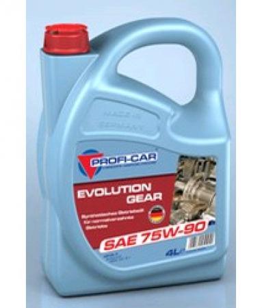 PROF GL4 (полус.) Evolution Gear SAE 75W90 (4 L)_масло трансмиссионное !\\