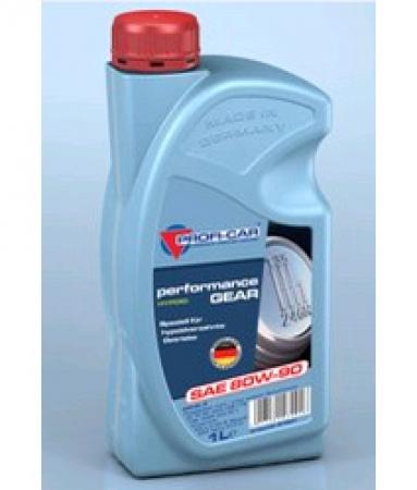 PROF GL5 (мин.) Hypoid Performance Gear 80W/90 (1 L)_
