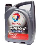 Моторное масло TOTAL QUARTZ INEO MC3, 5W-30, 5л, 157103
