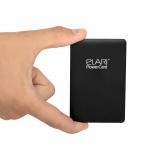 PowerCard 2500 mAh MicroUSB, Черный, ELARI, 187463