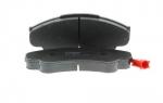 Колодки дисковые Передние, TRW, GDB1518