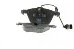 Колодки дисковые Передние, TRW, GDB1460