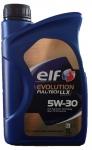 Моторное масло ELF Evolution Full-Tech LLX, 5W-30, 1л, 194860