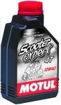 Моторное масло MOTUL Scooter Expert 4T, 10W-40, 1л, 101257