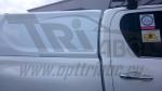 Крыша (кунг) кузова для Toyota Hilux (двойная кабина)(08.2015-) (белая) (1 дверь) Cargo АВС-Дизайн,