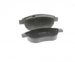 Колодки дисковые Передние, TRW, GDB1464