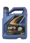 Моторное масло ELF Evolution SXR, 5W-40, 4л, 156814