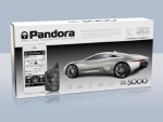 Pandora DXL 5000 new (2013.05, интегрированный 2хCAN, GSM-модем, брелок LCD D463 - AAA, брелок R463 — CR2032, брелок-метка IS-750 black v2 — CR2032 ), встр.датчик движ., б/c, с автозапуском без доп. м
