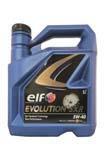 Моторное масло ELF Evolution SXR, 5W-40, 4л, 156814