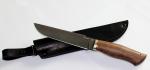 Нож Скорпион (булат, орех), KNIFE YARD, 00213