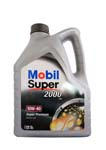 Моторное масло Mobil Super 2000 X1, 10W-40, 5л